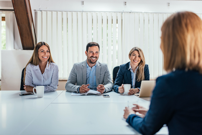We've collated effective tips to display further confidence and aiding in a successful job interview.