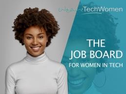 WeAreTechWomen Jobs Board