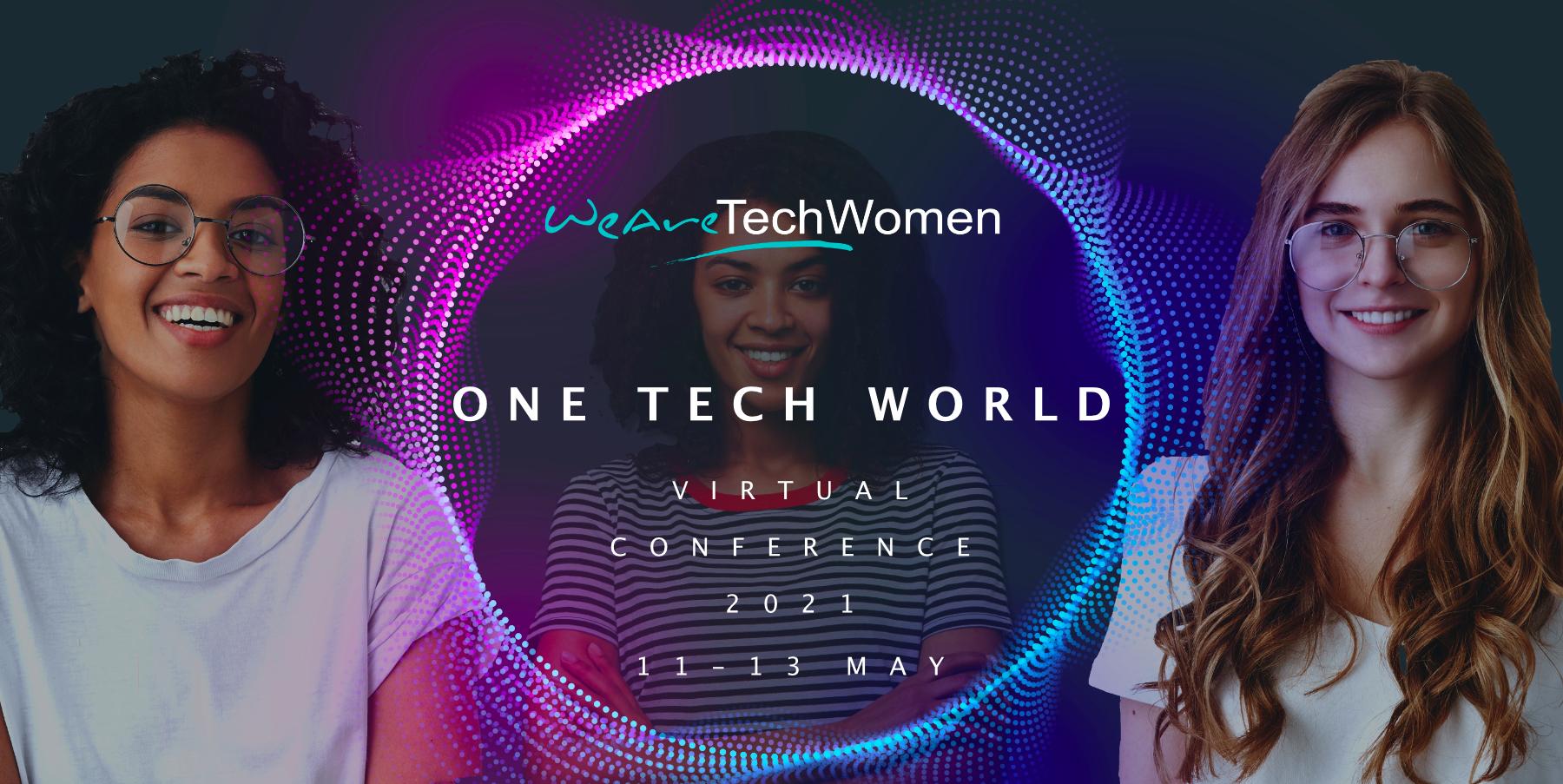 One Tech World - WeAreTechWomen Conference 2021 - Main Images 3