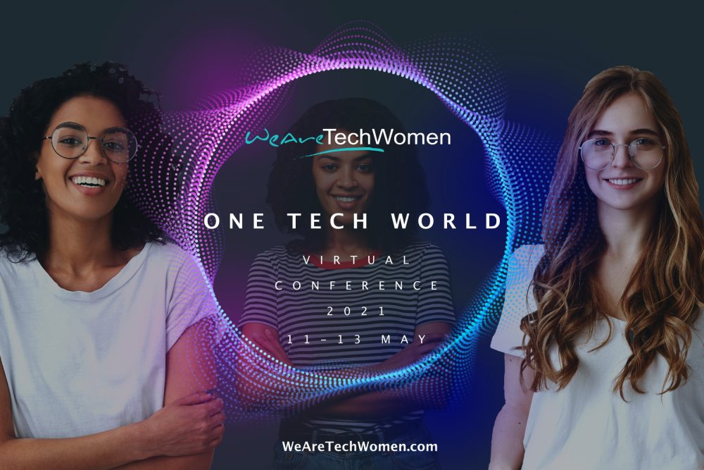 One Tech World - WeAreTechWomen Conference 2021 - Main Images 3
