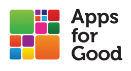 apps for good, transparent