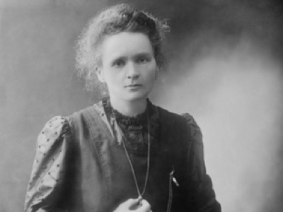 Marie Curie featured