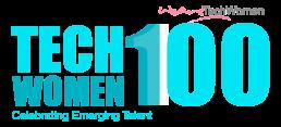 TechWomen100 Logo