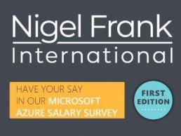 Nigel Frank