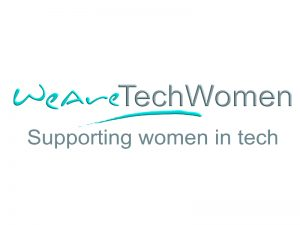 WeAreTechWomen logo featured