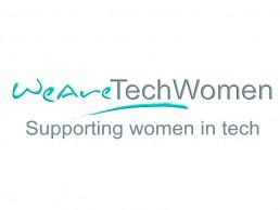 WeAreTechWomen logo featured