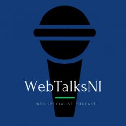 WebTalksNI logo PNG