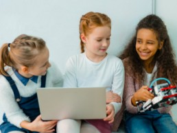 encouraging girls in to tech, STEM featured