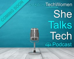 She Talks Tech podcast