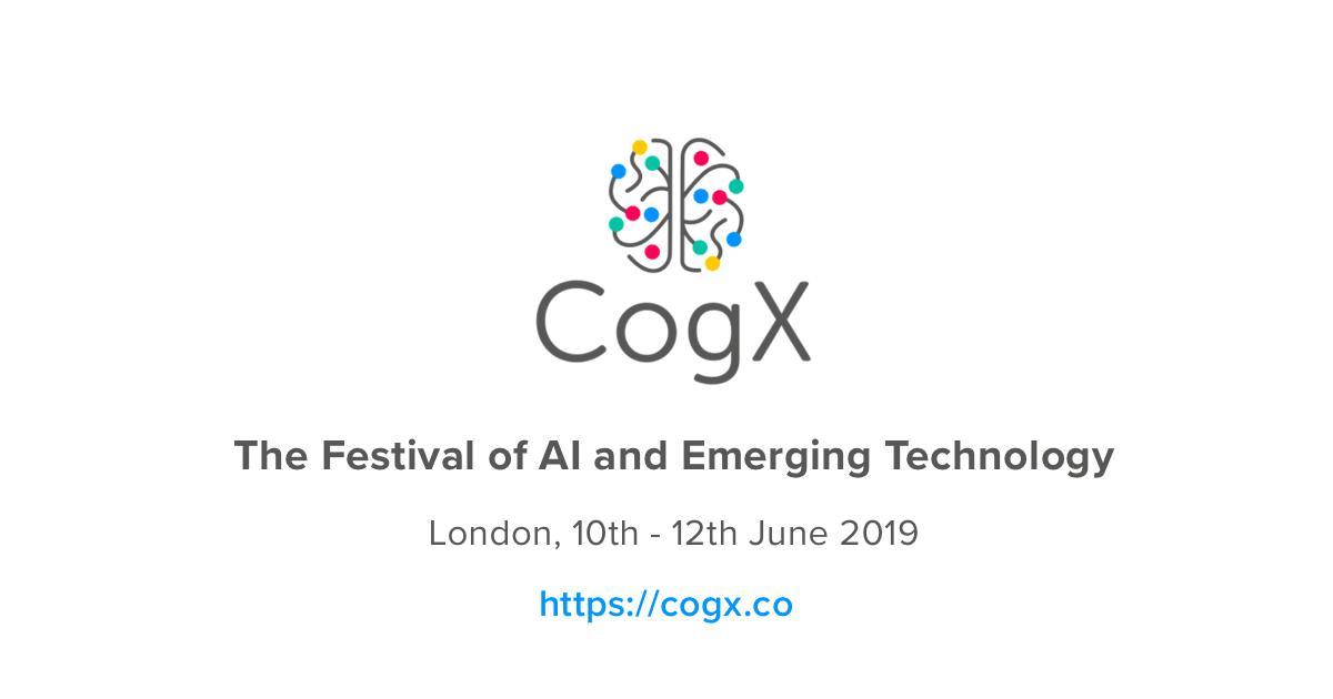CogX 2019