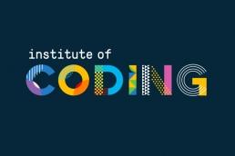 Institute of Coding logo featured