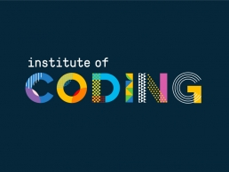 Institute of Coding logo featured