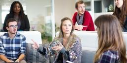 tech accelerator, team meeting featured