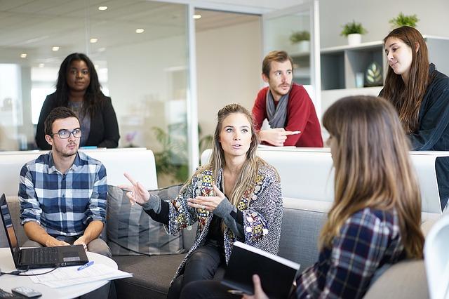 tech accelerator, team meeting