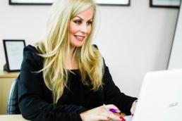 Dawn McGruer Keyboard, digital skills gap featured