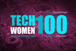 TechWomen100 2019 featured
