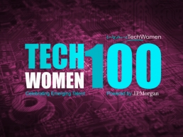 TechWomen100 2019 featured