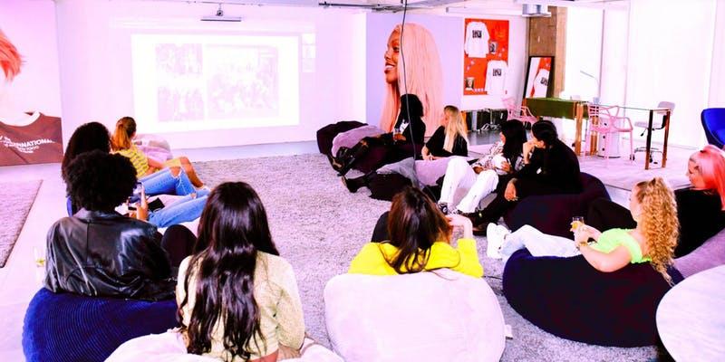 beautystack women in tech showcase