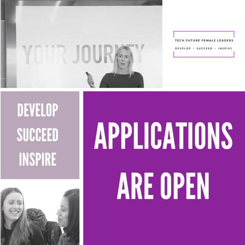 Tech Future Female Leaders Programme