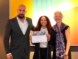 Innovation challenge, national apprenticeship week, Justina Blair featured