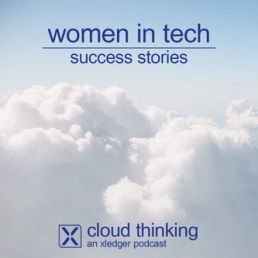 Xledger Women in Tech podcast