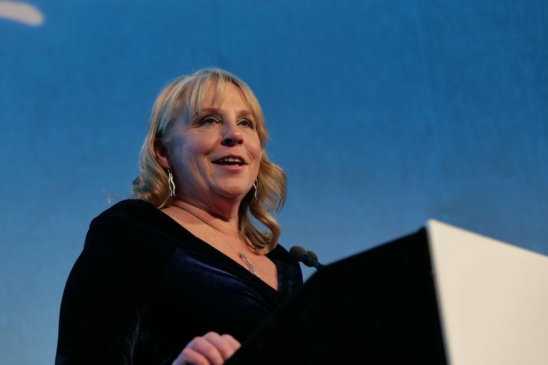 Debbie Forster MBE at the TechWomen100 Awards
