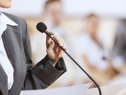 Public speaking, conquering the fear featured