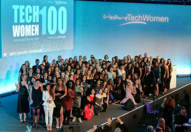 Images from the We Are Tech 100 Awards, QE II Centre London 23Jan2020