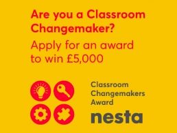 Classroom Changemaker featured