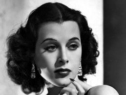 Hedy Lamarr featured