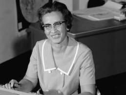 Katherine Johnson featured