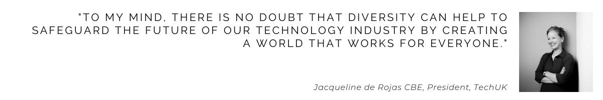 Jacqueline de Rojas Inspirational Quote