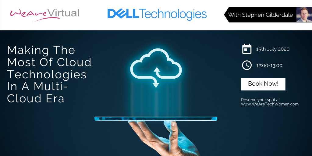Making The Most Of Cloud Technologies In A Multi-Cloud Era