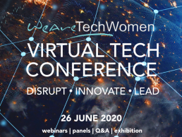 WeAreTechWomen Virtual Conference