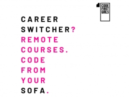 Code First Girls - Career Switcher