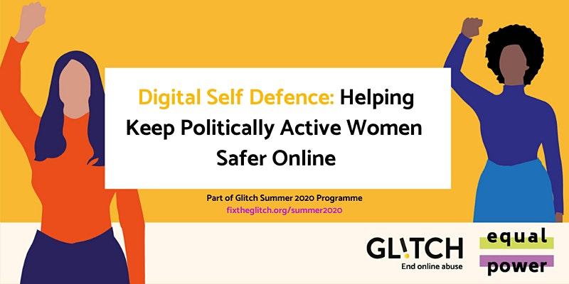 Digital Self Defence Glitch event
