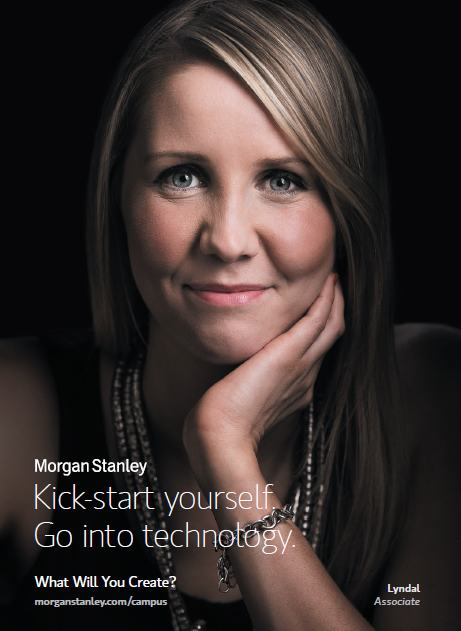 Morgan Stanley, Step In, Step Up programme
