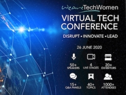 WeAreTechWomen Virtual Conference