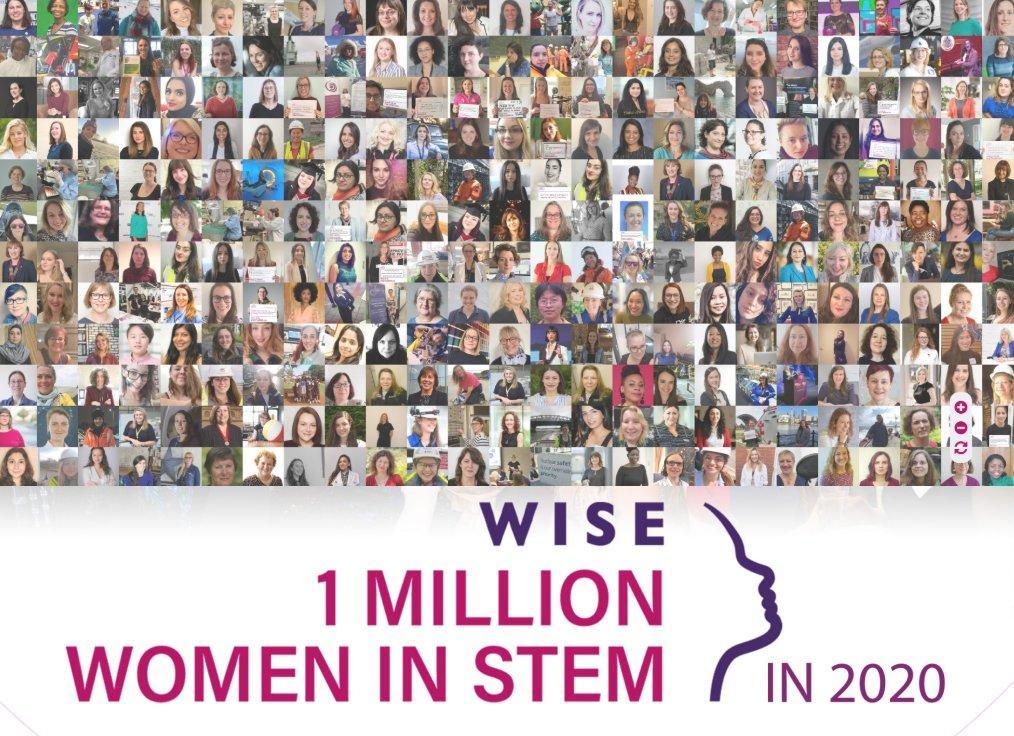 WISE 1 Million Women in STEM