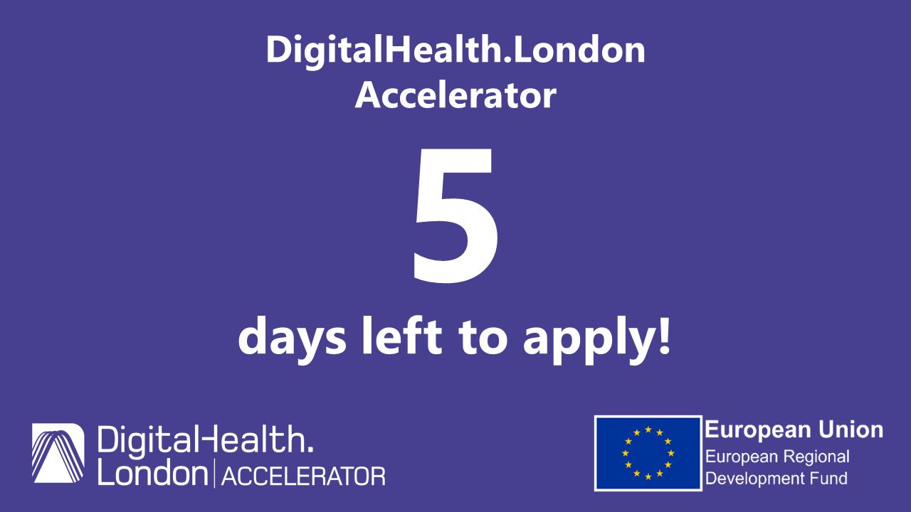 DigitalHealth.London Accelerator