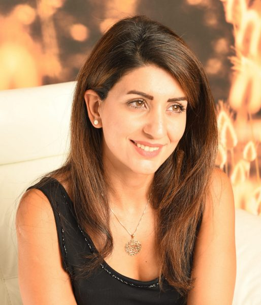 Anahita Mahmoudi
