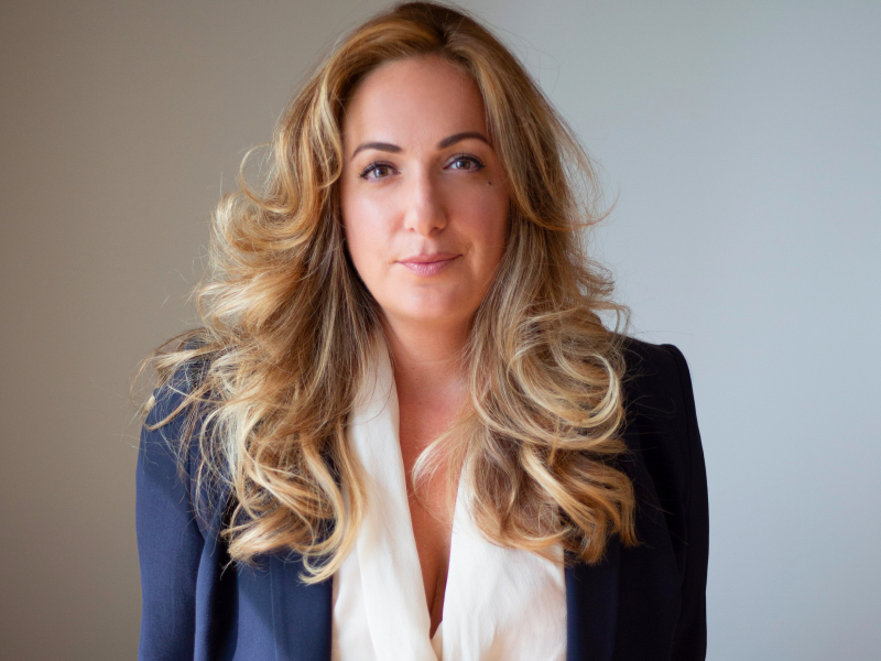 Inspirational Woman: Dominnique Karetsos | CEO & Founder, The Healthy Pleasure Collective Group