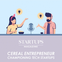 Startups Magazine The Cereal Entrepreneur