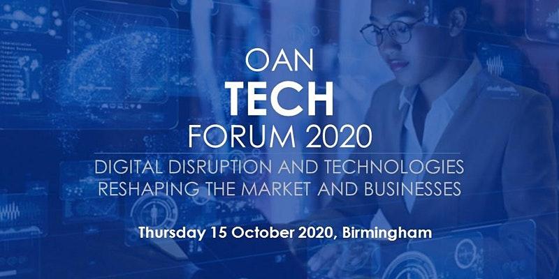 OAN Tech Forum 2020 event image