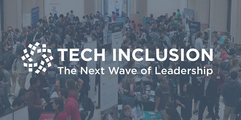 Tech Inclusion 2020 event image