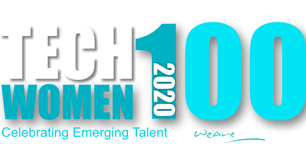 TechWomen100 Awards Logo 2020
