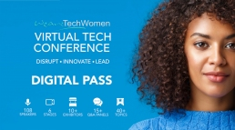 WATW- Conference stats- blue woman