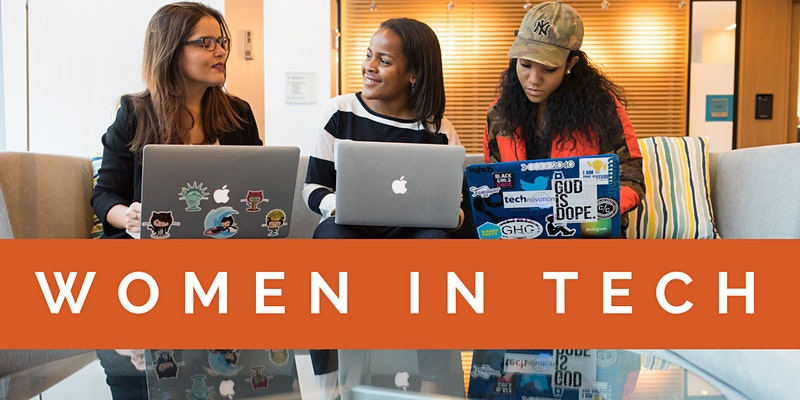 Women in Tech, Natalia Nicholson event image