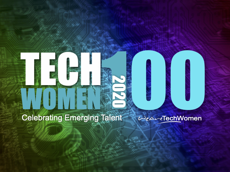 TechWomen100 Awards 2020