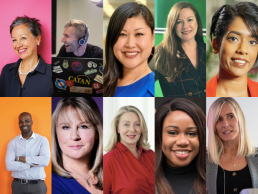 TechWomen100 Judges